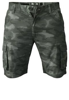 D555 camouflage cargo shorts -  - Melvinsi