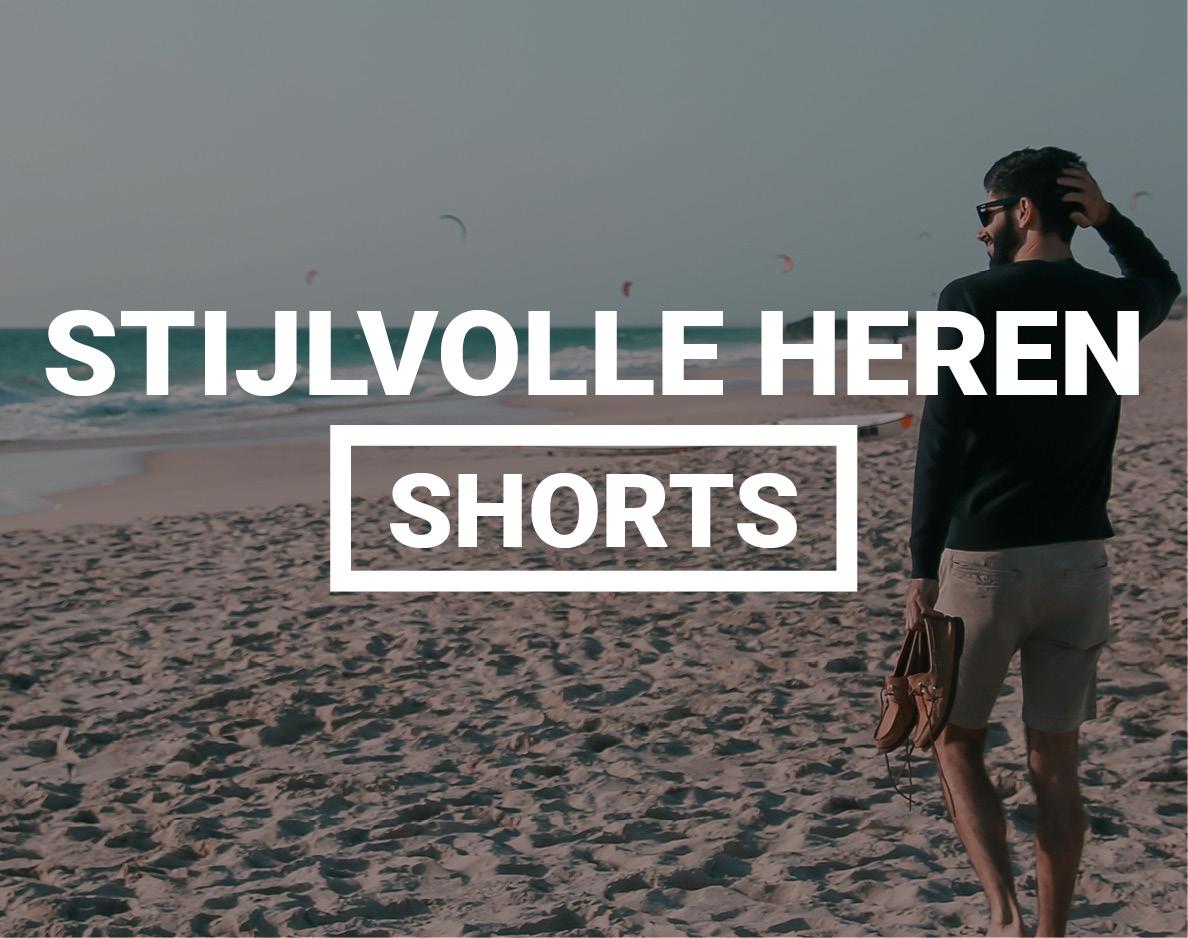 Stijlvolle heren shorts