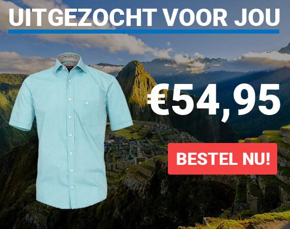 Casa Moda overhemd, €54,95!