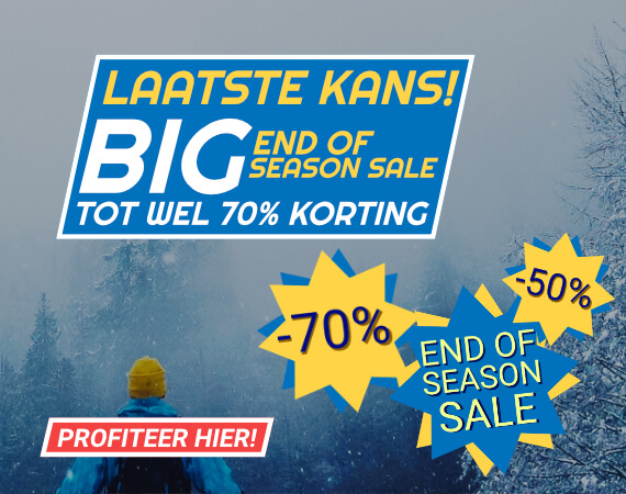 End of Season Sale, laatste kans