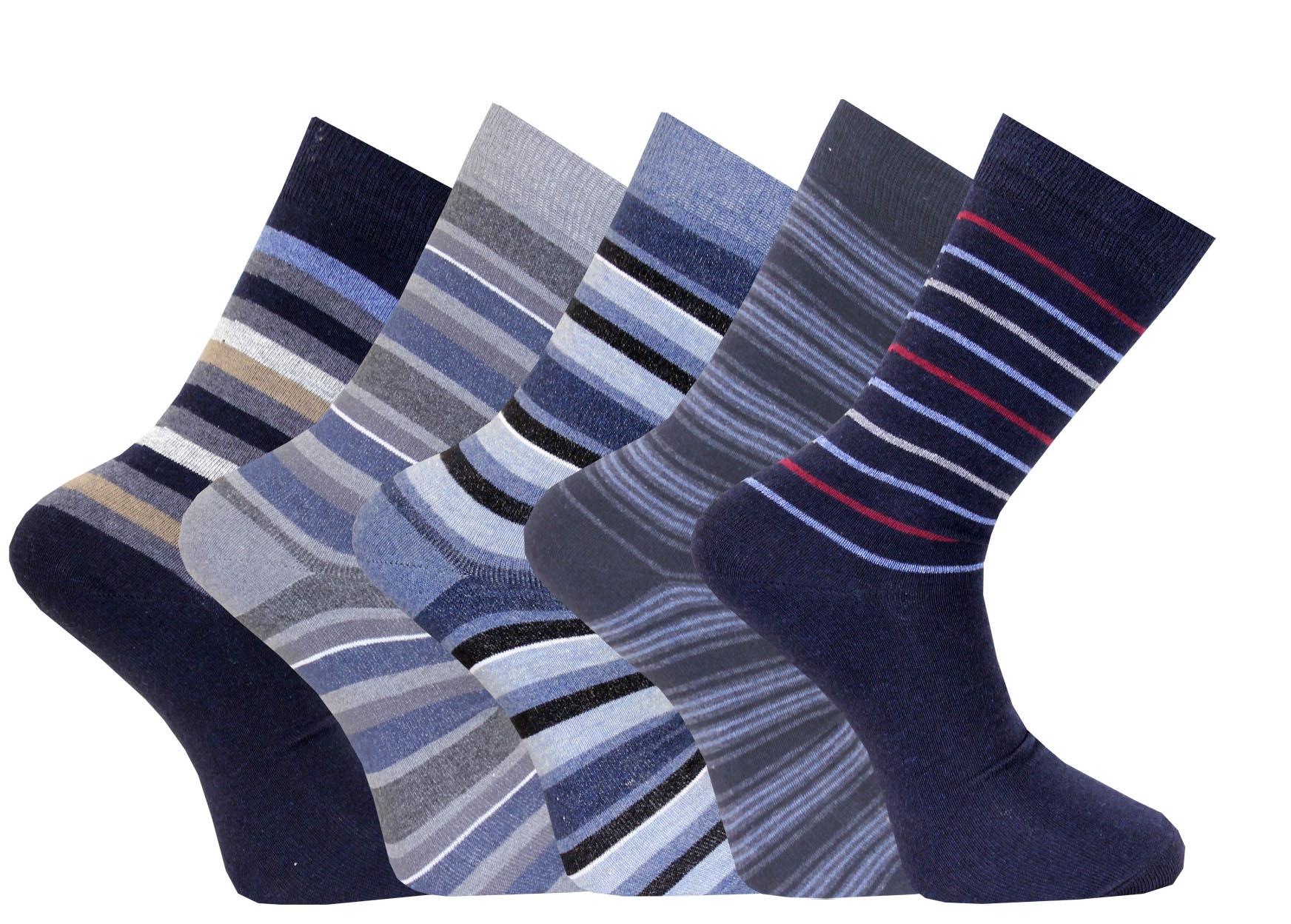 Bestel 2x een multi-pack sokken en profiteer van 5 euro extra voordeel! 5-pack sokken van het Zweedse merk Capital in diverse kleuren, gemaakt van 80% katoen. 15% polyamide, 5% elastic.