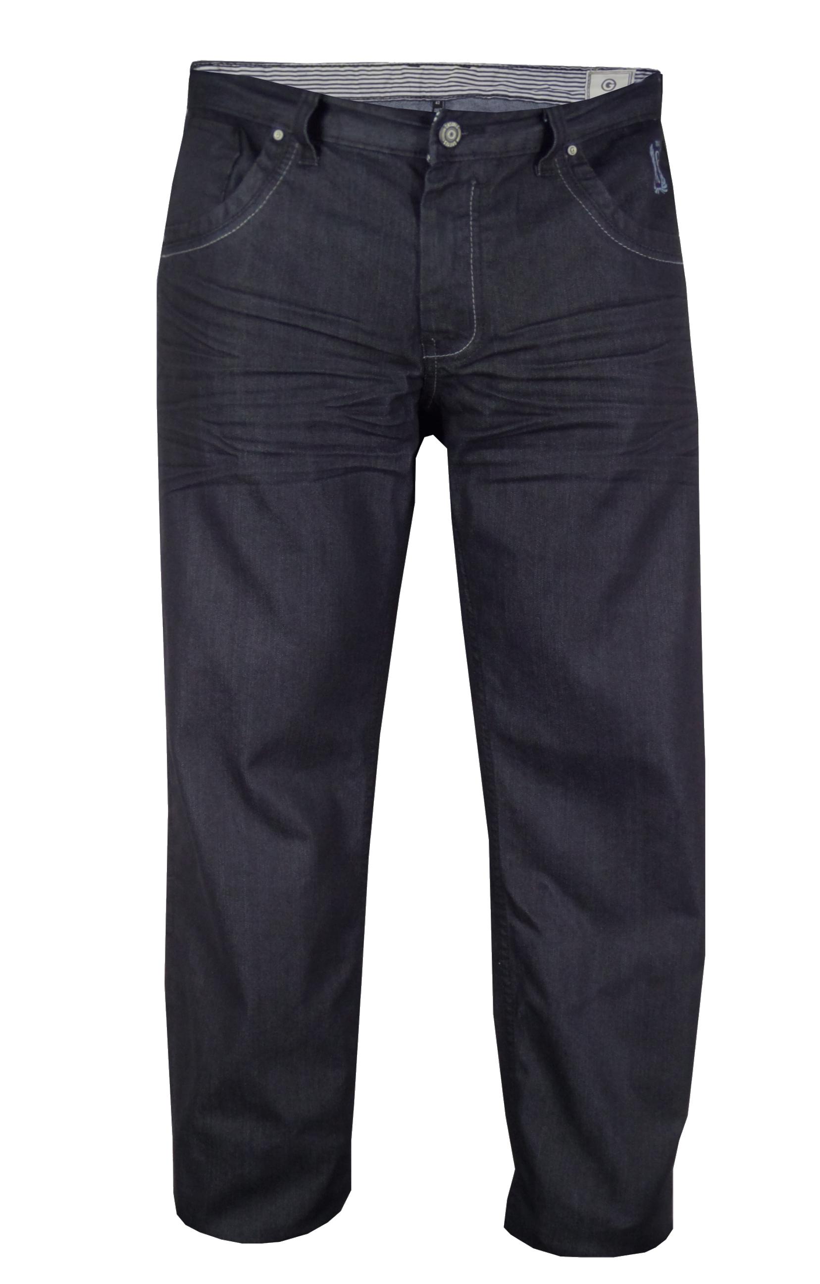 Stoere Greyes jeans met een knoop-ritssluiting, rond uitgesneden steekzakken aan de voorzijde, waarvan 1 met een muntzakje en 1 met een opgedrukte print, 2 achterzakken, riemlussen aan de tailleband, een contrasterende stof in de tailleband en naden in een contrasterende kleur.Beenlengte: 34 Inch (87 cm)