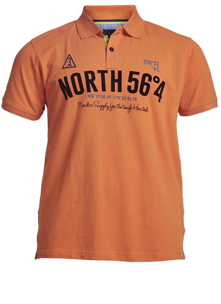 North 56.4 Polo  - 81134-203 - Melvinsi