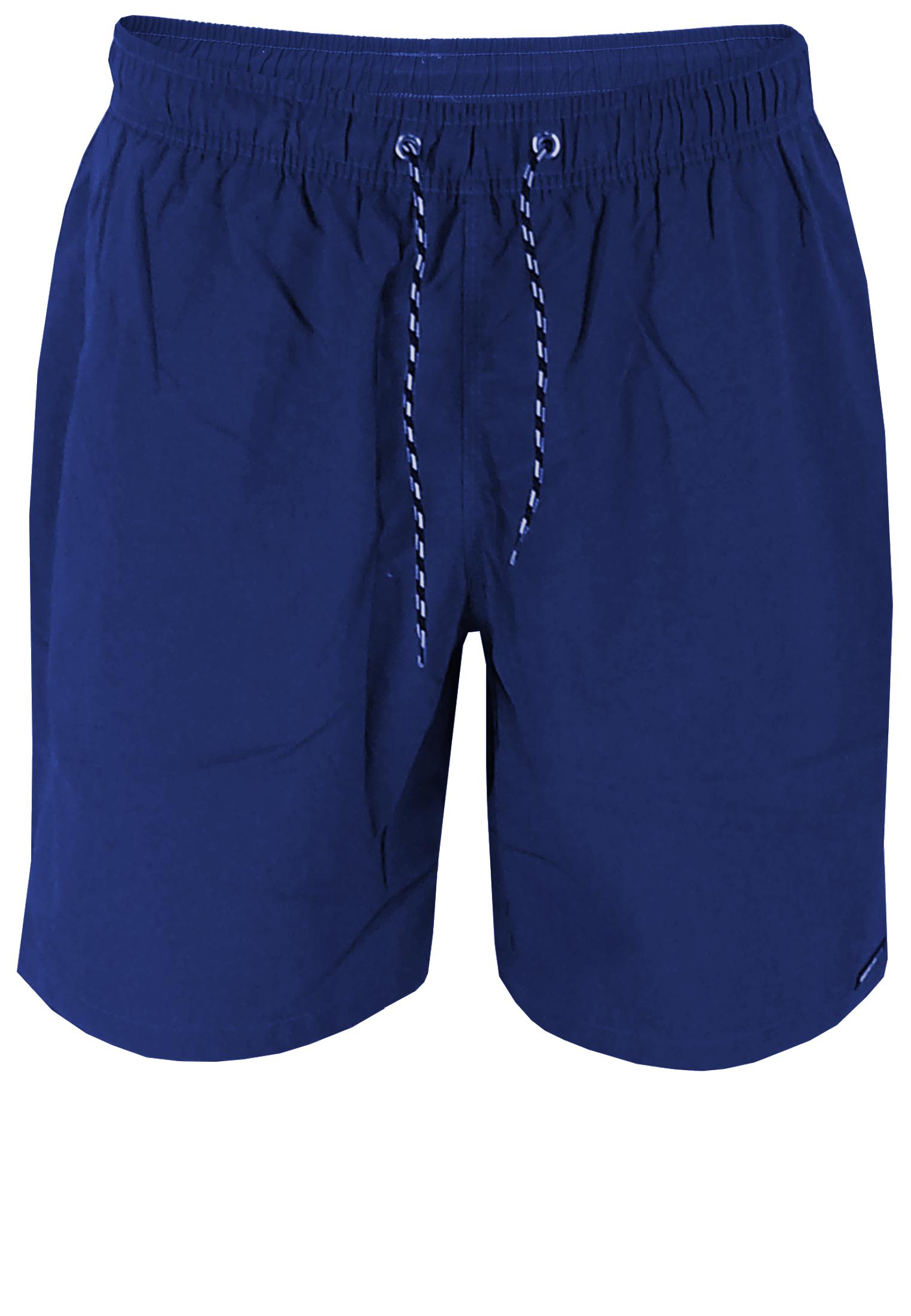Greyes zwembroek met tunnelkoord in de elastische tailleband en praktische zak met klittenbandsluiting achter en 2 steekzakken opzij. Binnenslip van netmateriaal.