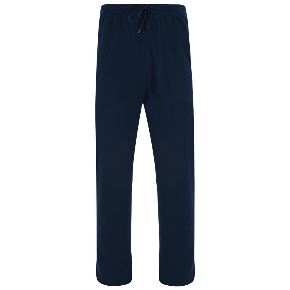 Joggingbroek van het merk KAM in de kleur donker blauw.