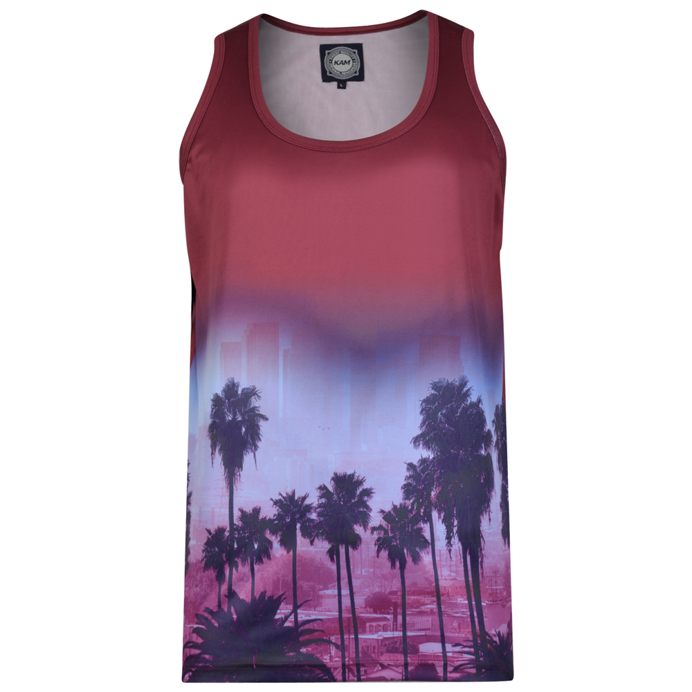 Tanktop Palm Tree
