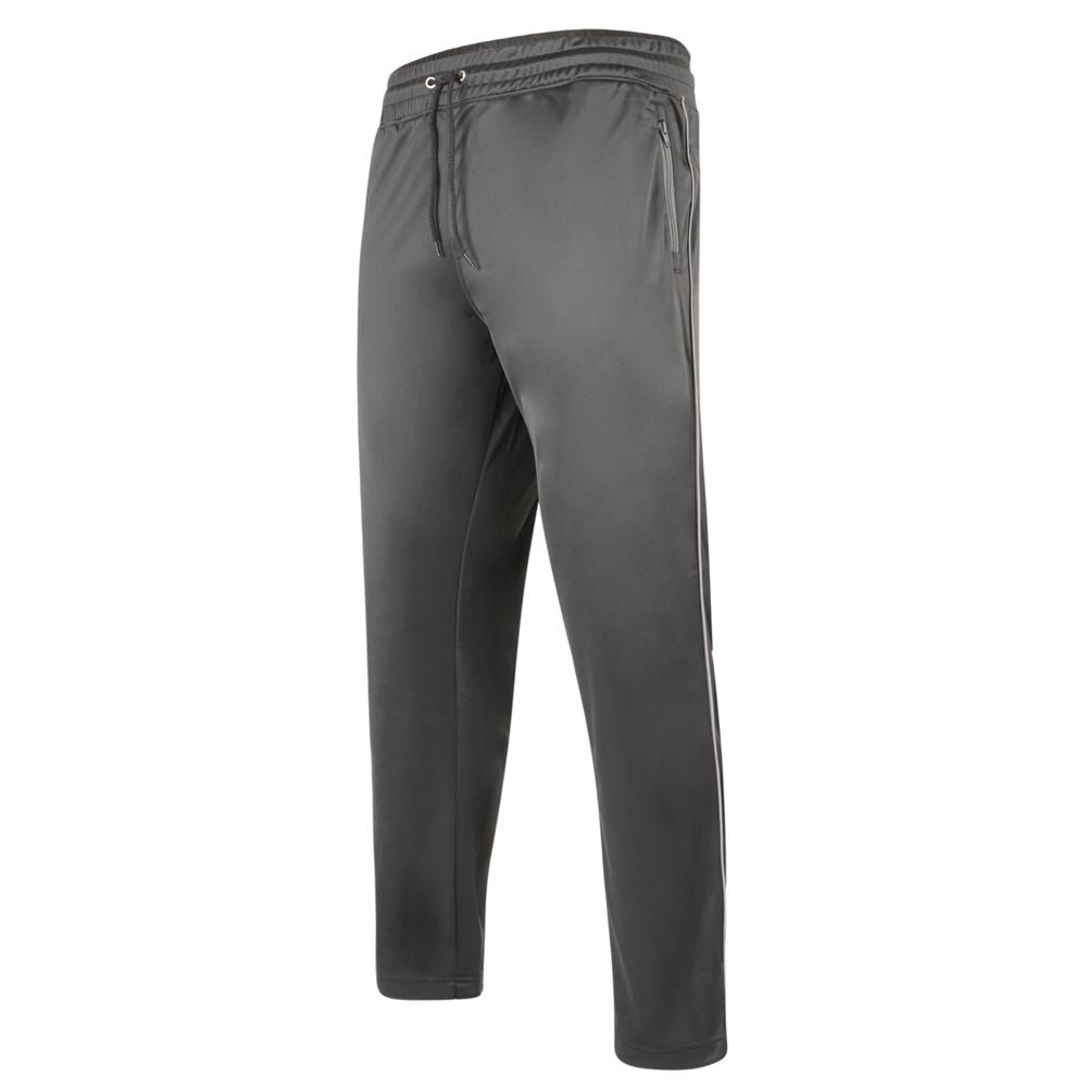 Lichtgewicht Tricot Joggingbroek van KAM Jeanswear met elastiek in de taille en trekkoord.
