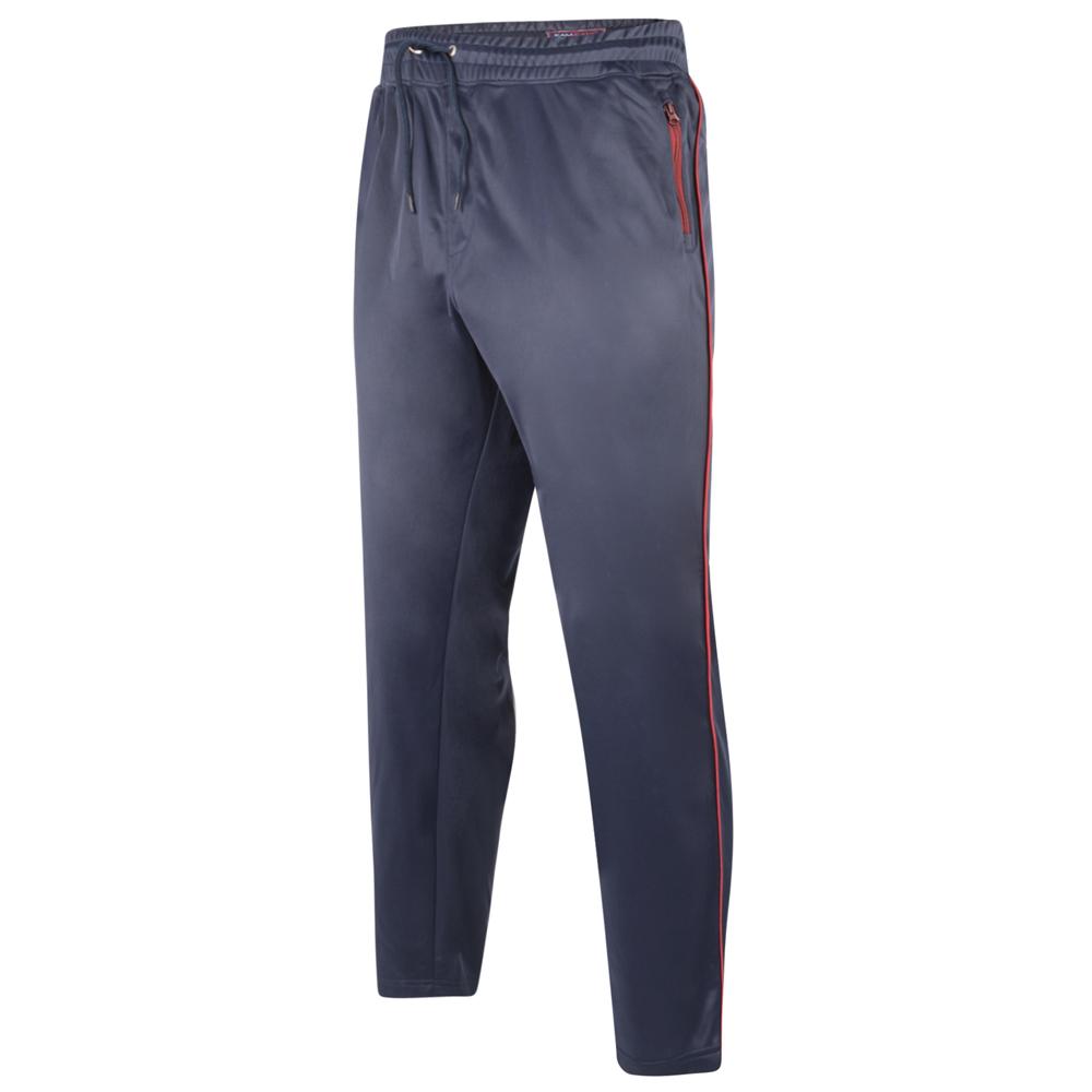 Tricot Joggingbroek van KAM Jeanswear. Lichte joggingbroek van elastiek in de taille en trekkoord.