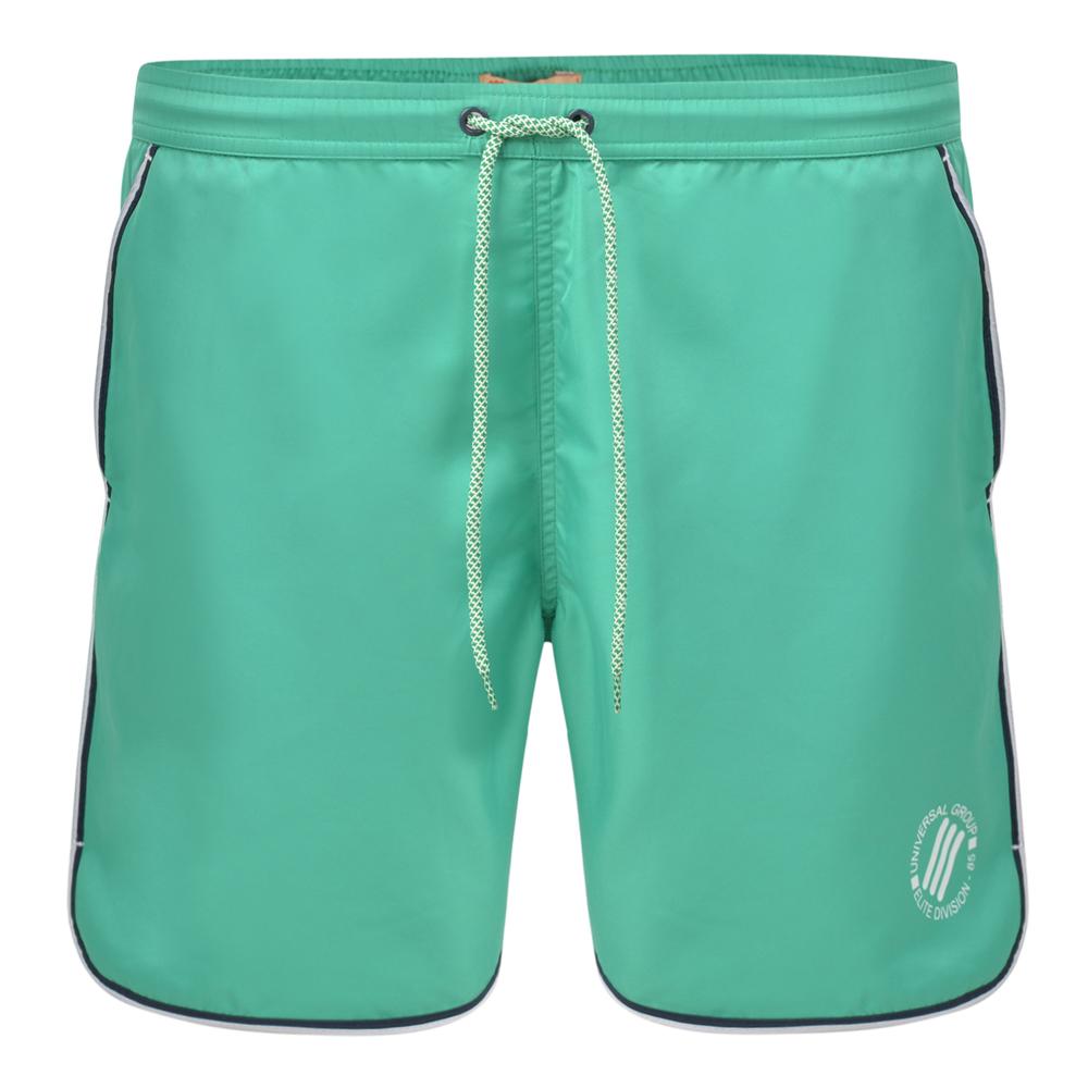 Zwemshort van KAM in de kleur lime groen.
