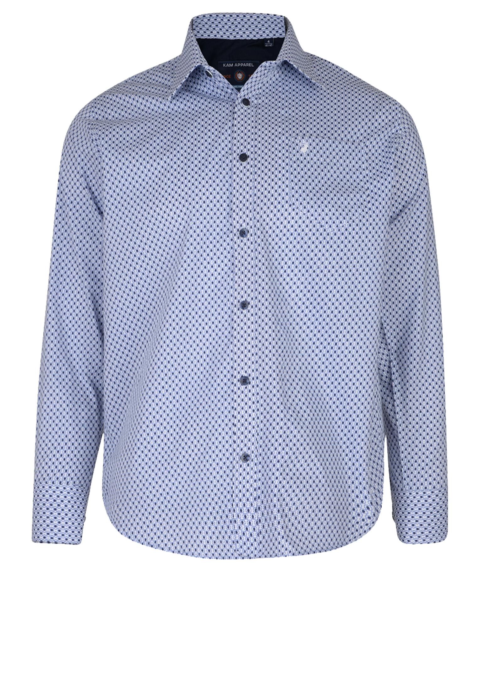 Het Overhemd.Kam Overhemd 2xl 8xl Blauw Bestel Nu Bij Melvinsi