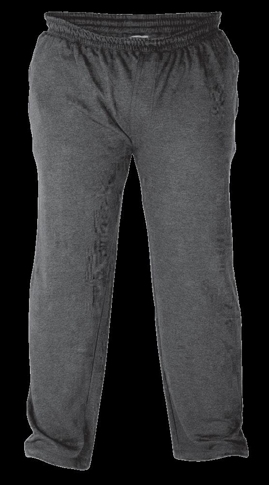 Deze licht gewicht Joggingbroek van D555 heeft 2 steekzakken en een zak op de achterkant, alle zakken zijn voorzien van een ritssluiting.Tunnelkoord bij de taille voor een verstelbare taillebandwijdte en optimaal draagcomfort.