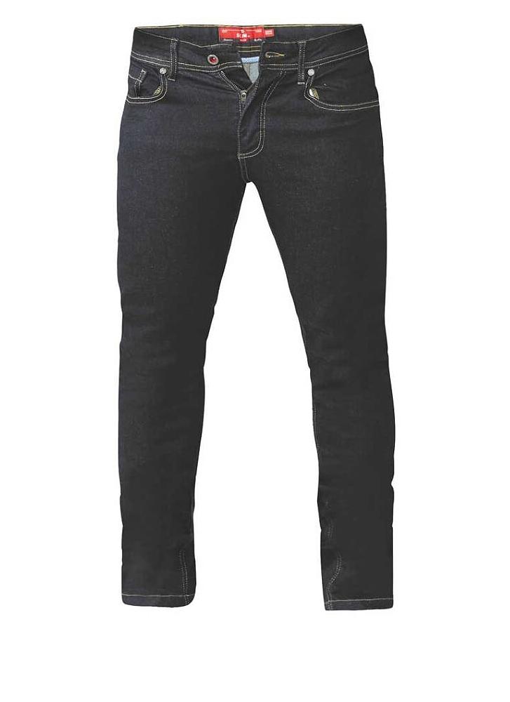 Blauwe stretch Jeans met knoop- en ritssluiting, 2 steekzakken met 1 muntzakje , 2 open zakken met sierstiksels aan de achterkant en een logo op de achterkant van de tailleband. Gemaakt van extra zachte stretch katoen voor fantastisch draagcomfort.